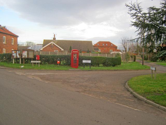 Centre of Bathley