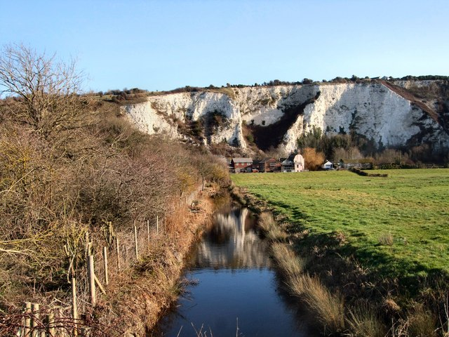 Stream in Lewes LNR