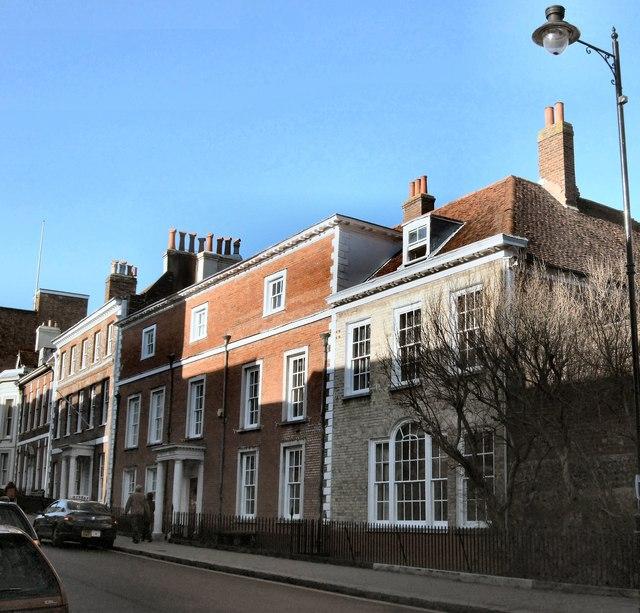 Trinity House, Lewes