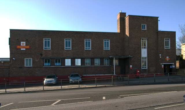 The Hyde Delivery Office, London NW9
