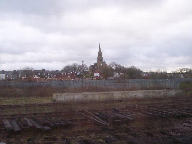 St Martins church at Castleton