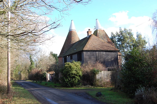 Andred Oast on Gribble Bridge Lane