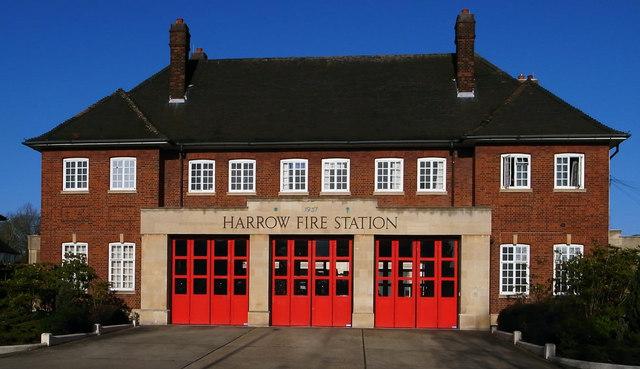 Harrow Fire Station (1937)