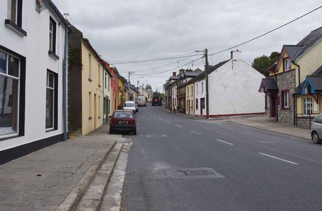 Main Street (N74), Golden, Co. Tipperary