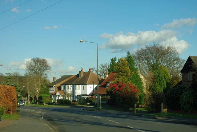 Houses on Crofton Lane