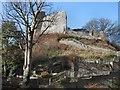 TQ4110 : Lewes Castle Keep by Paul Gillett