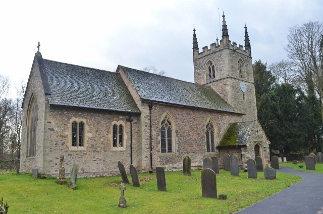 Swithland Church