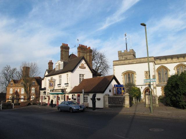 Church End, NW4