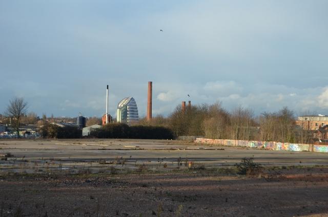 Waste Ground - Abbey Mills Leicester