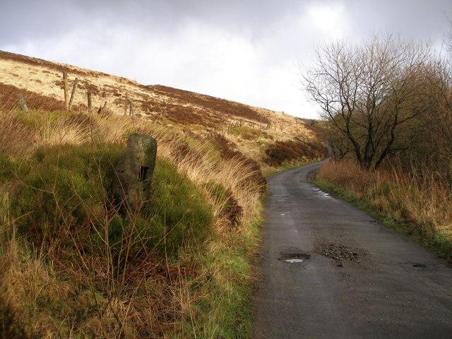 New Lane, Scammonden