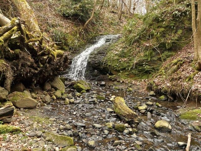 Waterfall, Preston Glen, Linlithgow