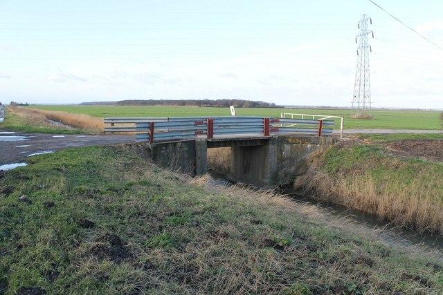 Bridge over Fodder Dike