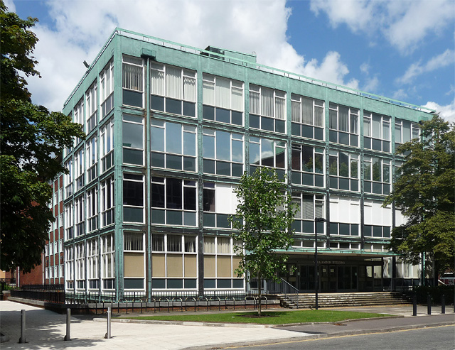 Williamson Building, Brunswick Street, Manchester