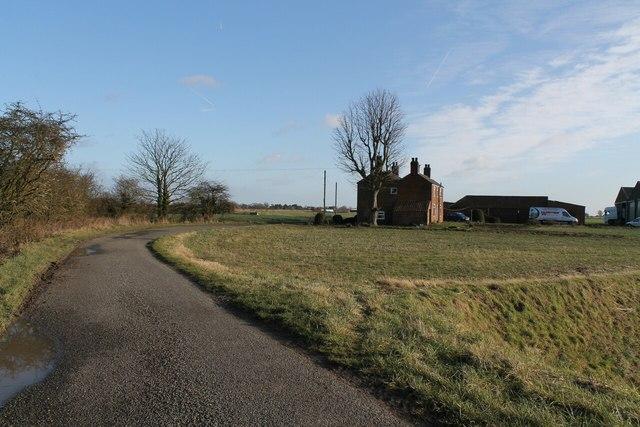 Skirmore House on Skirmore Lane