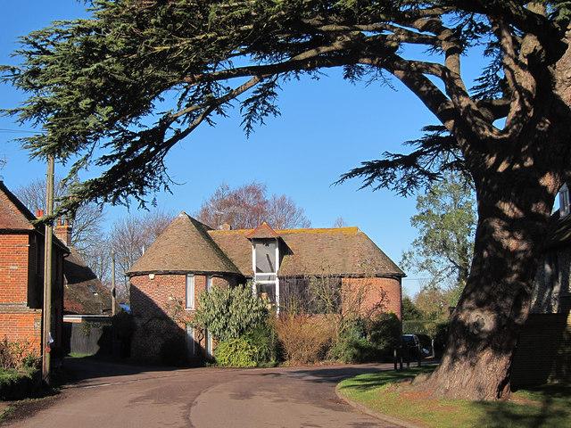 Treasury Oast, The Street, Ickham, Kent