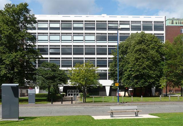 Roscoe Building, Brunswick Street, Manchester