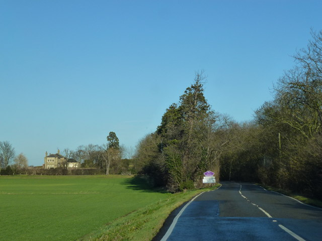 Entering Chatteris from the south