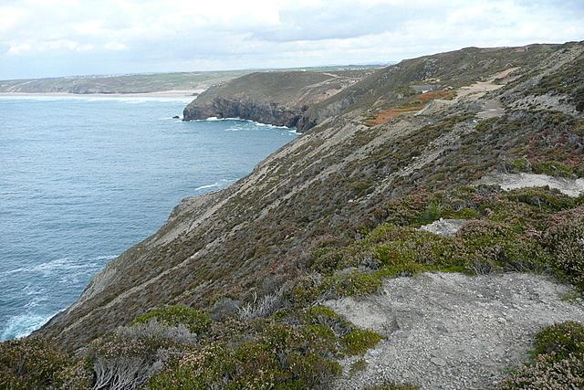 East of Cligga Head