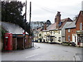 SU2423 : Village street, Whiteparish by Maigheach-gheal