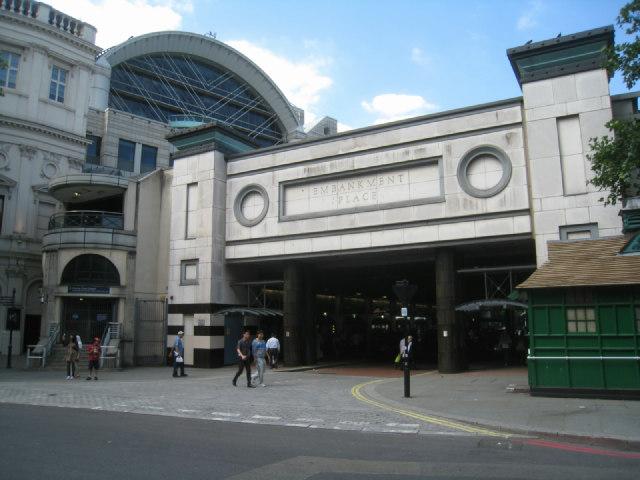 Embankment Place