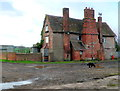 SP2364 : Horsley House Farm by Nigel Mykura