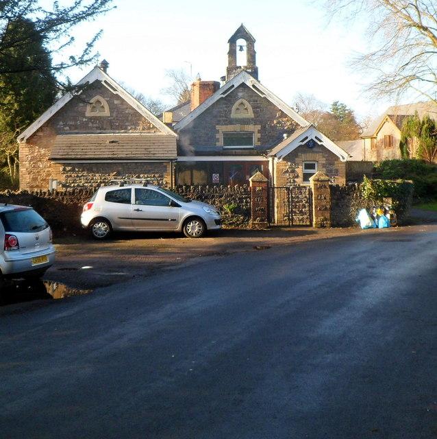 The Old Schoolhouse, St Nicholas