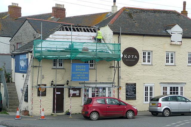 New roof for Kota