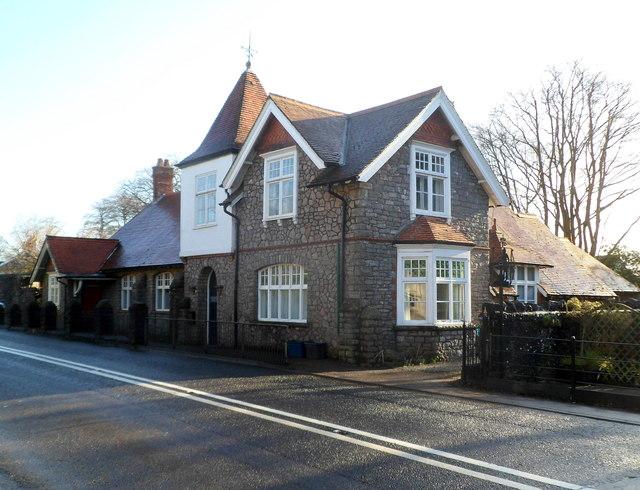 Church Hall House and Church Hall, St Nicholas