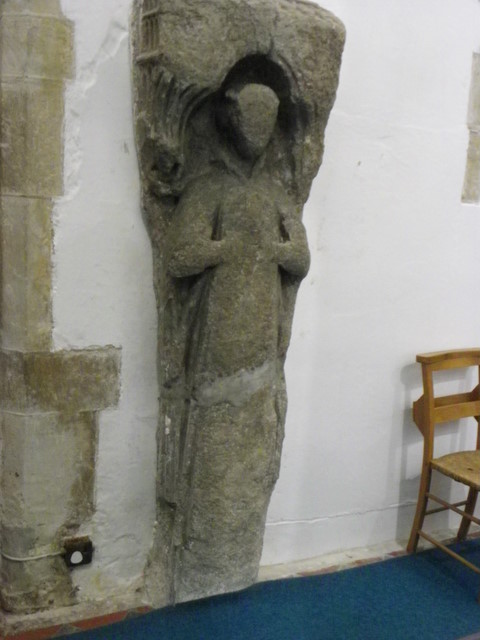 Effigy, The Church of St Michael and All Angels