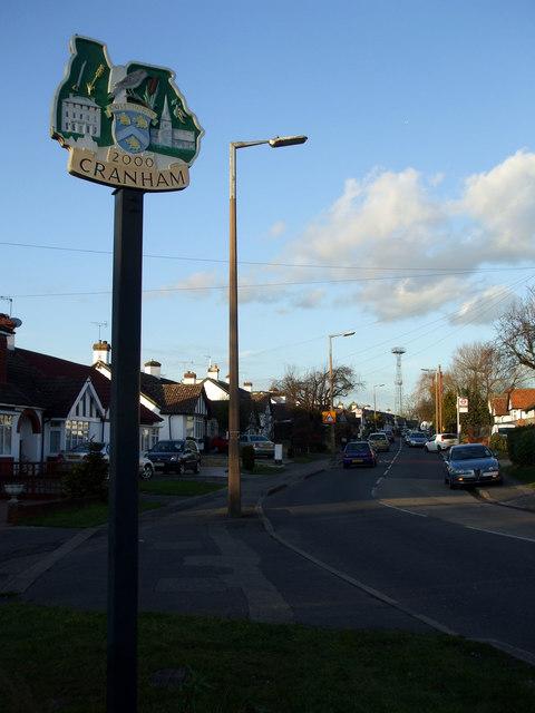 Cranham Village Sign