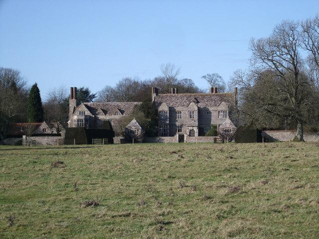 Upper Upham House