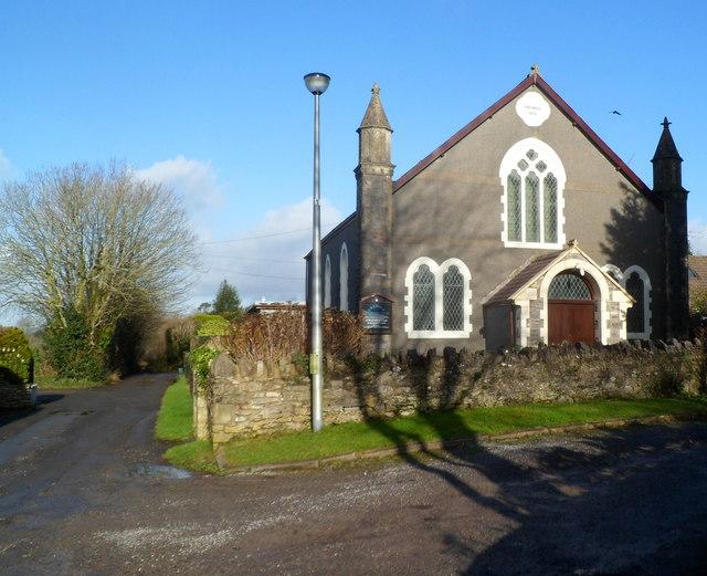Trehill Presbyterian Church, St Nicholas