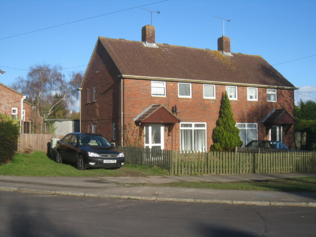 Houses on Kelvin Hill