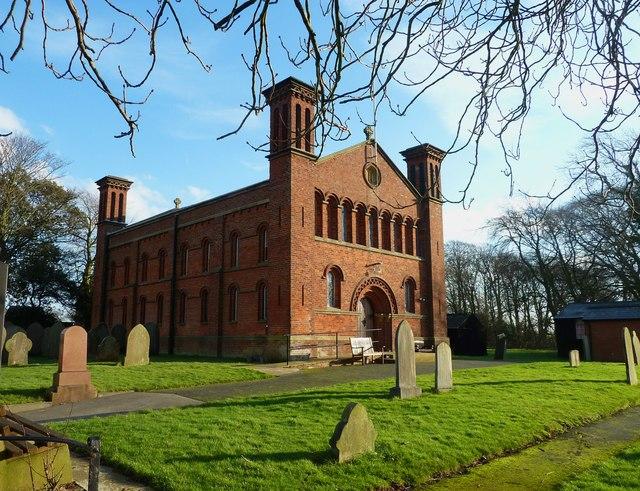 St John's Church, Out Rawcliffe