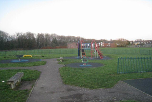 Kingsmill Road Play Area
