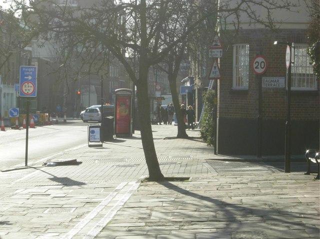Essex Road, Islington