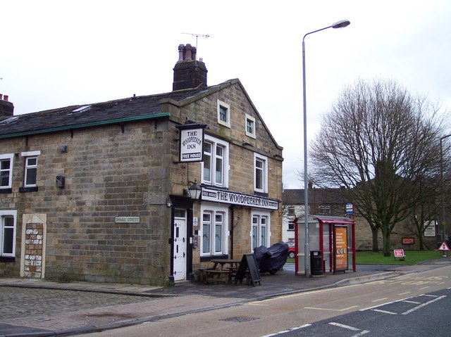 The Woodpecker Inn on Rochdale Road