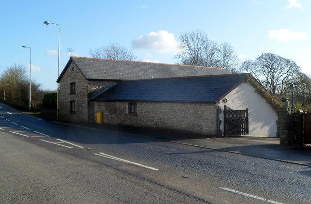 The Old Barn, Bonvilston