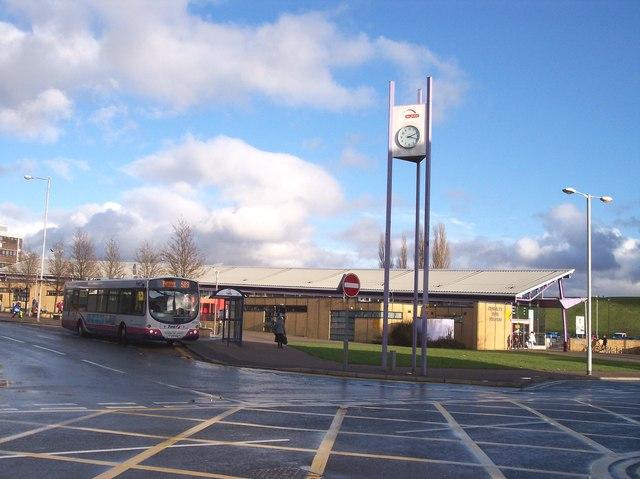 Burnley bus station