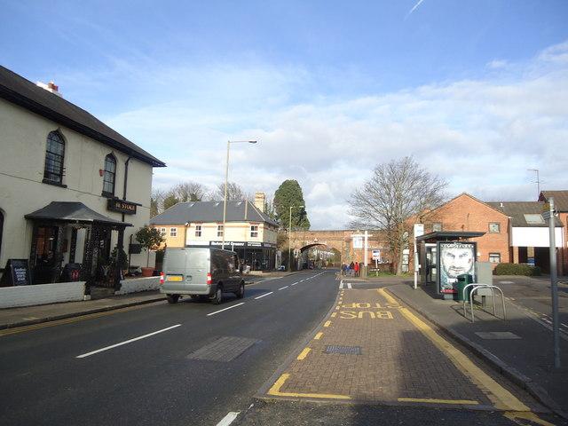 Stoke Road, Guildford