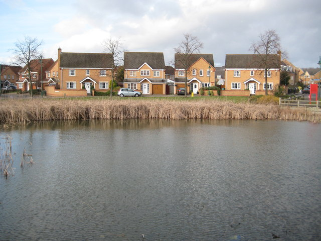 Hampton Hargate: Hope Pond