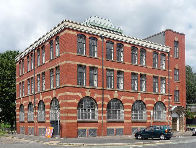 68 Grosvenor Street, Manchester