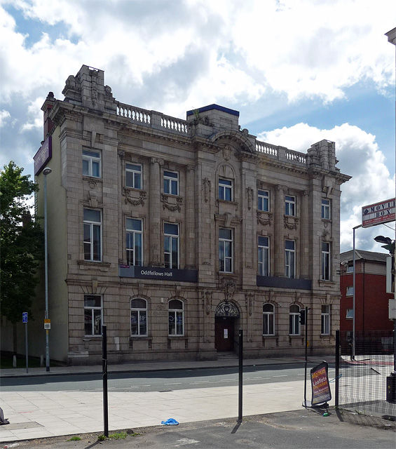 97 Grosvenor Street, Manchester