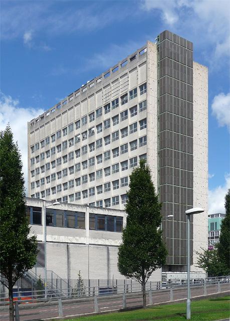 Faraday Tower, Sackville Street, Manchester