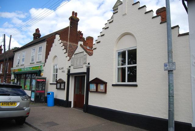 Claydon Village Hall