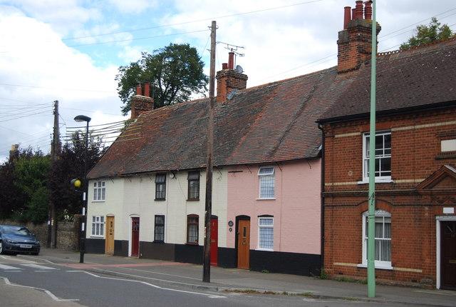 Cottages, Norwich Rd