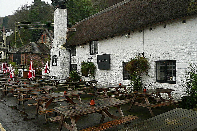 The Ship Inn, Porlock Weir