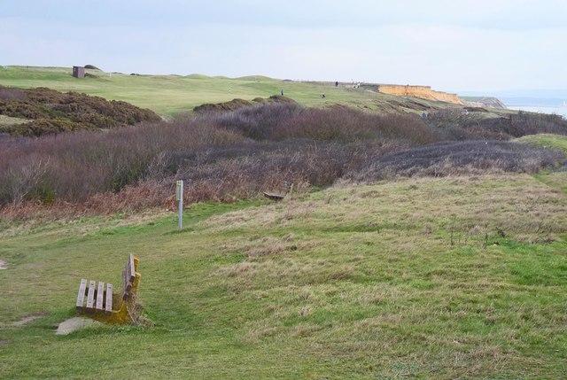 Golf on the Edge