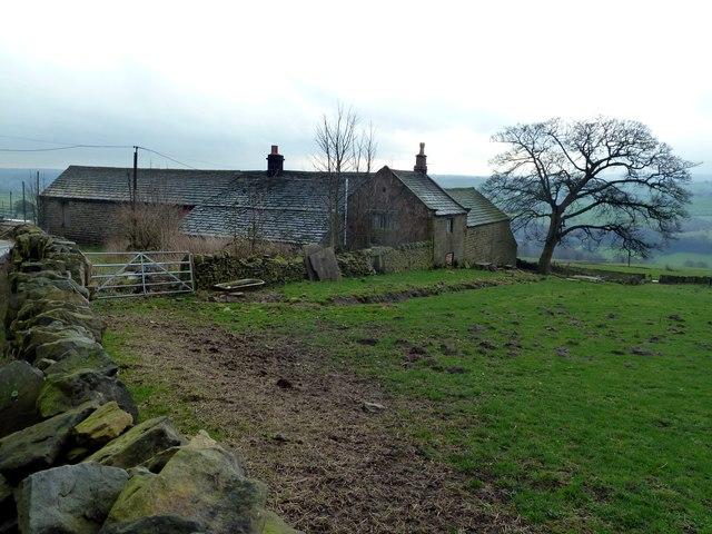 Farm at Holdworth