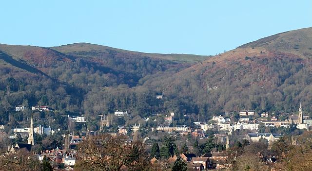 Sugarloaf Hill, The Malverns